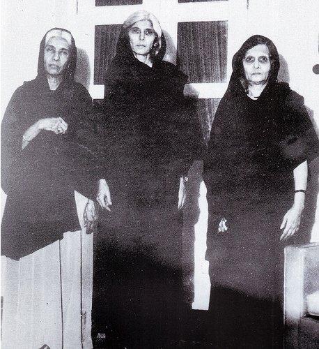 Sisters of Quaid-e-Azam Muhammad Ali Jinnah; Maryam Jinnah, Fatima Jin...