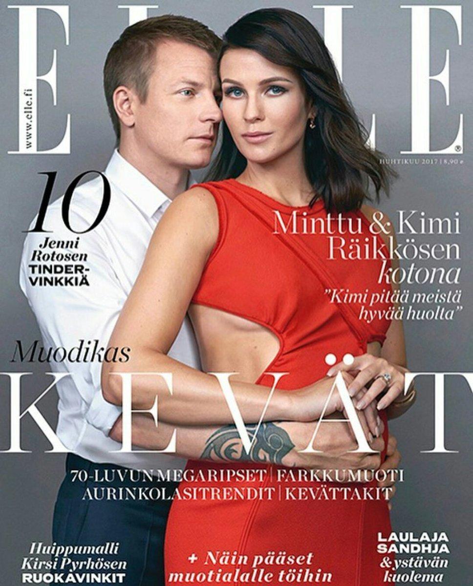 Kimi Räikkönen Rianna Angelia Milana Räikkönen