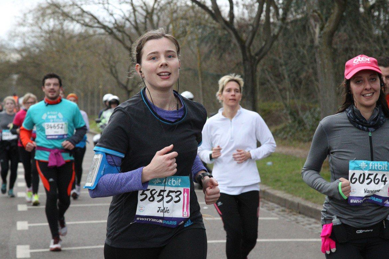 #Marathon de @Paris, c&#39;est le défi fou que vont se lancer #LesSportives le 9 avril prochain. #Recit   http:// bit.ly/2nIpiXV  &nbsp;   #sportfeminin<br>http://pic.twitter.com/hyhcu5lewJ