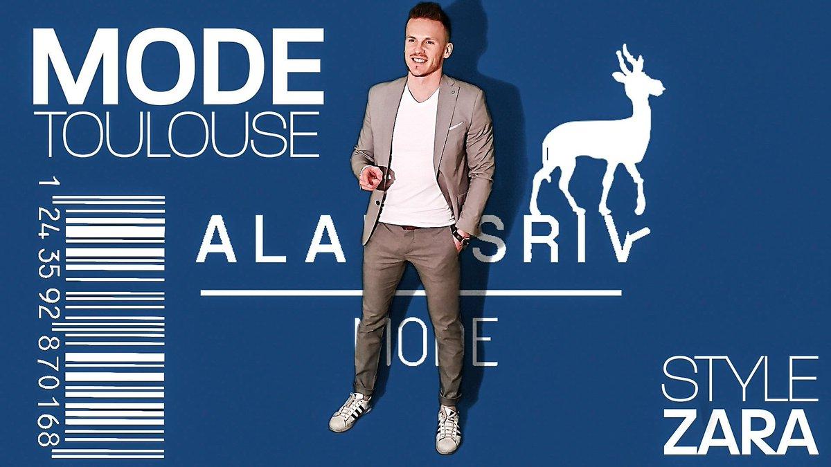 #style_aladesriv vous présente une tenue #classmaispastrop by #ZARA  #look #style #mode #toulouse<br>http://pic.twitter.com/1gco6w4g7a