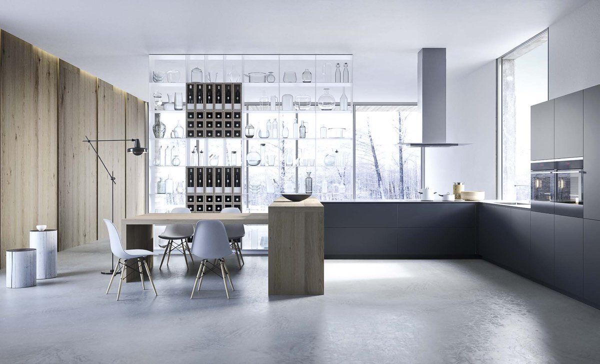 Replies retweet likes with cucine open space for Cieffe arredamenti
