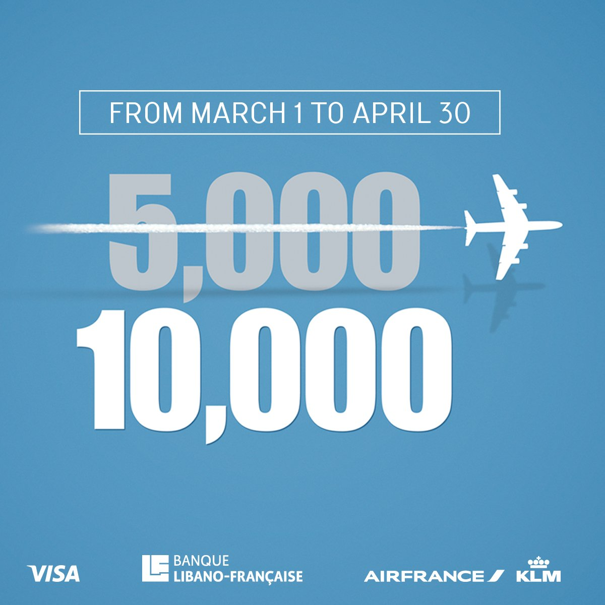 Win more Flying Blue Miles with AIR FRANCE KLM - BANQUE LIBANO-FRANÇAISE #Visa card and a #trip to #Paris  https://www. eblf.com/mobile/en/news details.aspx?pageid=2161&amp;aid=6279 &nbsp; …  #AirFrance<br>http://pic.twitter.com/xr56vHj5wE