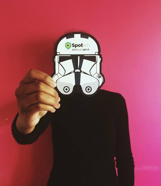 #STICKERS Obtenez vous aussi votre stickers #stormtrooper sur @Spotern :  http:// bit.ly/2ndMKes  &nbsp;   <br>http://pic.twitter.com/EgWf66wWbA