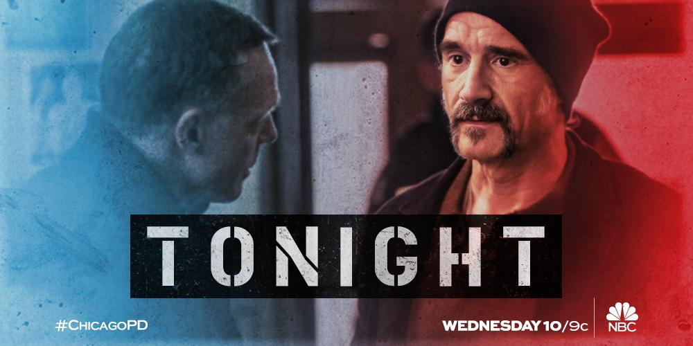 RETWEET if you're excited for #ChicagoPD to return to the scene tonigh...