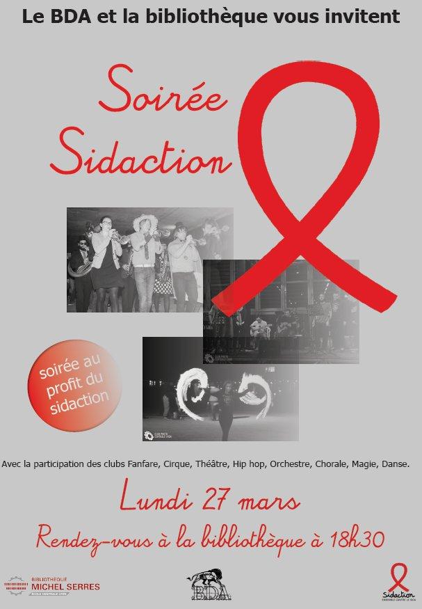 Thumbnail for Soirée Sidaction