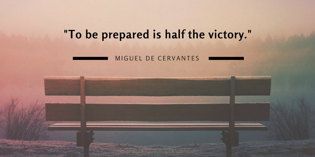 &#39;To be prepared is half the victory&#39; #LSB will let you celebrate half the victory by finding the right #university! #wednesdaywisdom #London<br>http://pic.twitter.com/VMiWIHtvOi