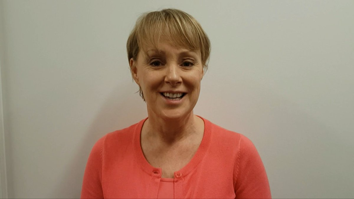 Sally Dynevor has a very important message for you about tonight! #Cor...