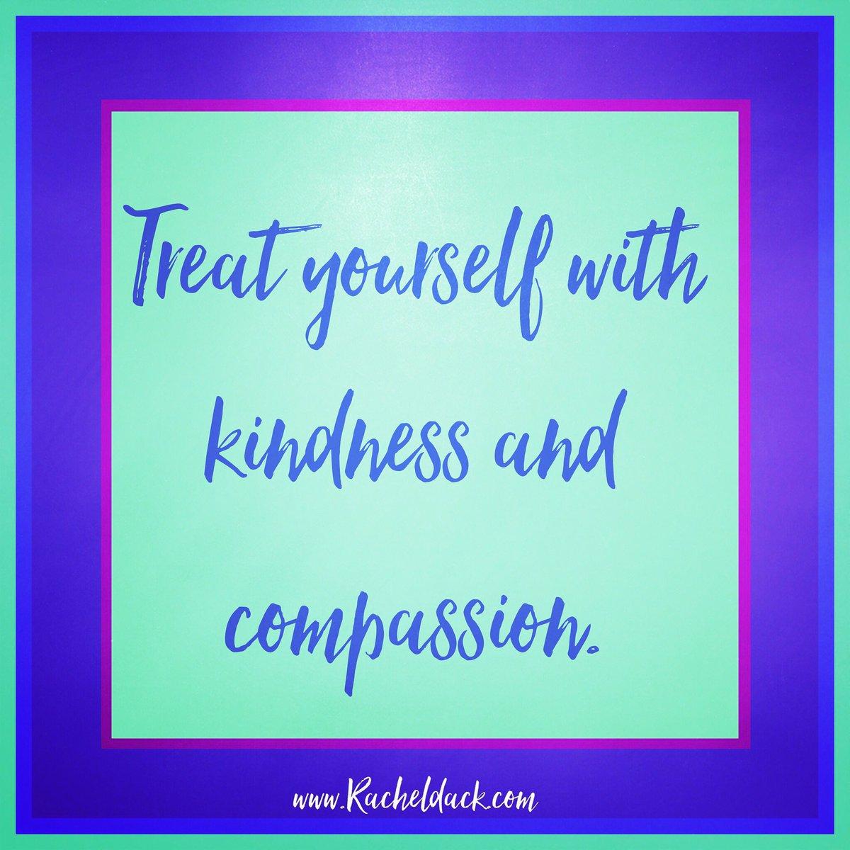 Be kind to yourself! #kindness #wednesdaywisdom #mentalhealth #selflove<br>http://pic.twitter.com/dVZBqX2kbs