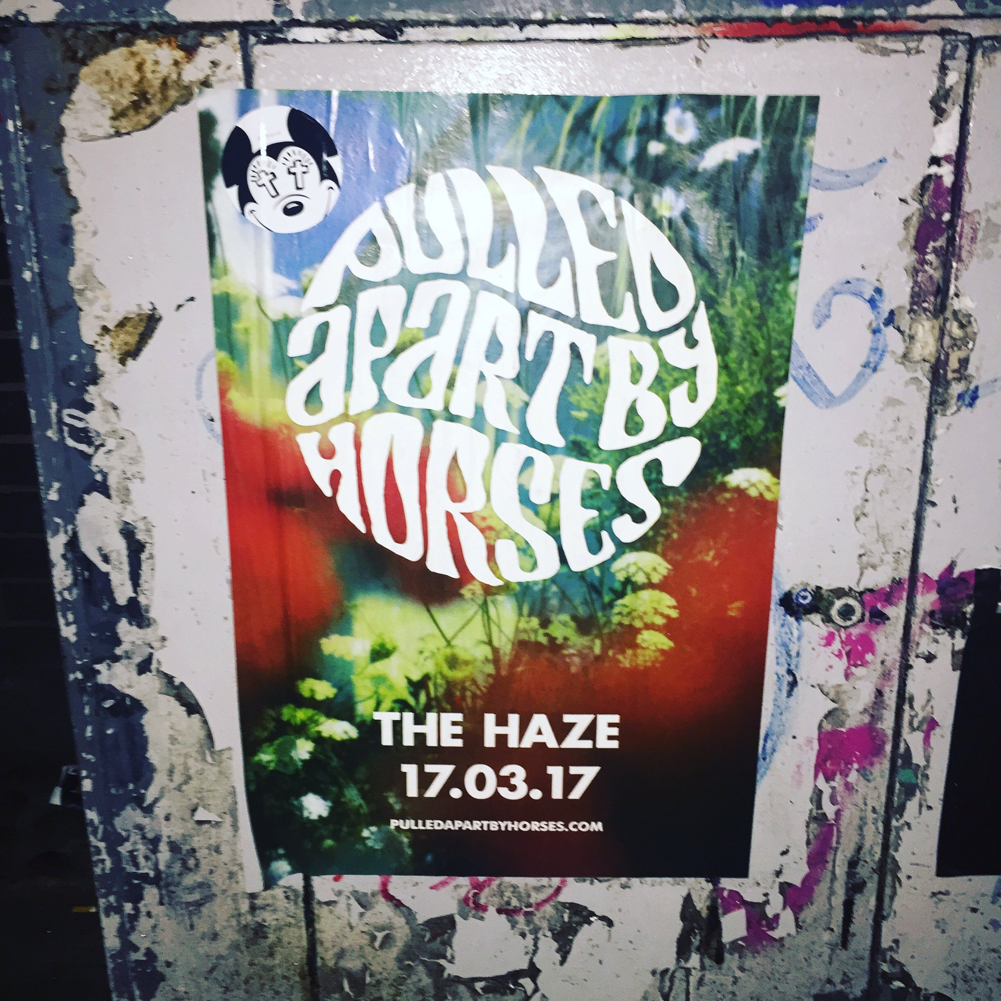With an awesome new album, Pulled Apart by Horses join me on @BBCR1 tonight at 10.30pm @pabh https://t.co/rzDVF8Isxq