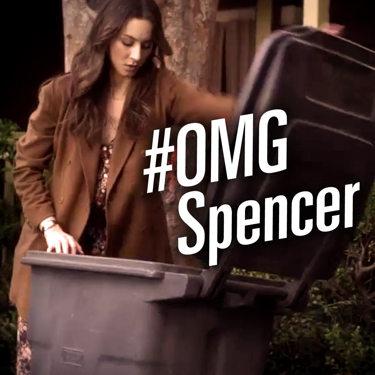 Oh no, Spencer. Not again. 😓  124 of 150 // Season 6, Episode 4. #Pret...