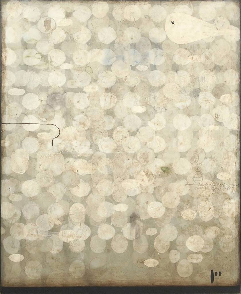 #mirkobaricchi #sidereo #mixedmedia on #canvas on view at #camec #laspezia #derive #painti… https://t.co/4BwCi6xQOG