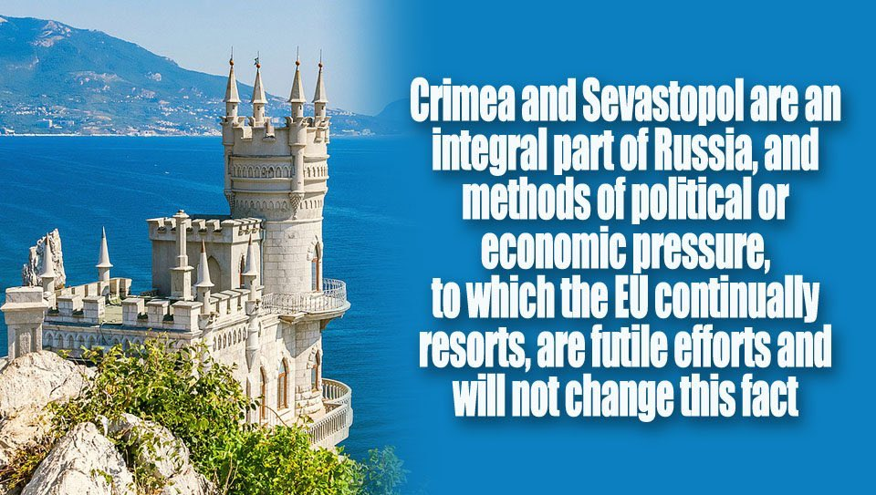 @mfa_russia &#39;s comments on @FedericaMog #EU sanctions re #Crimea #Ukraine  http://www. mid.ru/en/foreign_pol icy/news/-/asset_publisher/cKNonkJE02Bw/content/id/2698336 &nbsp; … <br>http://pic.twitter.com/B4lxSu0ORx