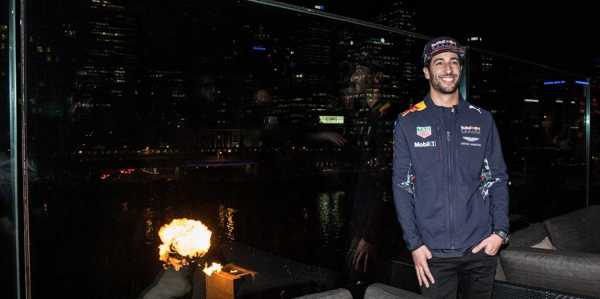 Next stop? #AusGP 🇦🇺🏁#FasterTogether #F1