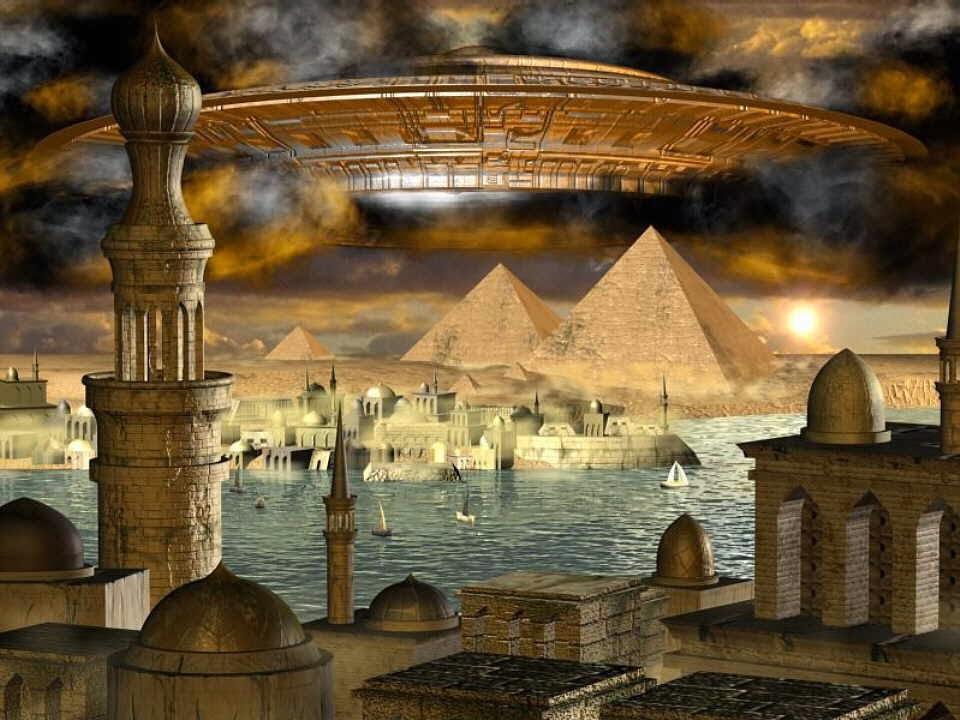 Enigmi Alieni: UFO Marte Nibiru Egizi Sumeri Anunnaki