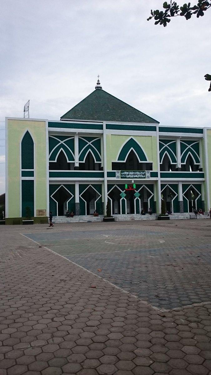 Pioneer Generation On Twitter Masjid Jami Gontor 3 Kediri