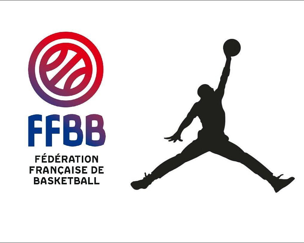 #JordanBrand futur équipementier de la #FFBB a partir de septembre 2017 #sponsoring <br>http://pic.twitter.com/1wnhYTXJoi #basket #Jordan