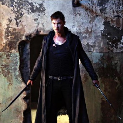 #Wednesdaywisdom #TomWisdom #Dominion &#39;Courage is a kind of salvation.&#39; Plato<br>http://pic.twitter.com/J2kDdcBRbF