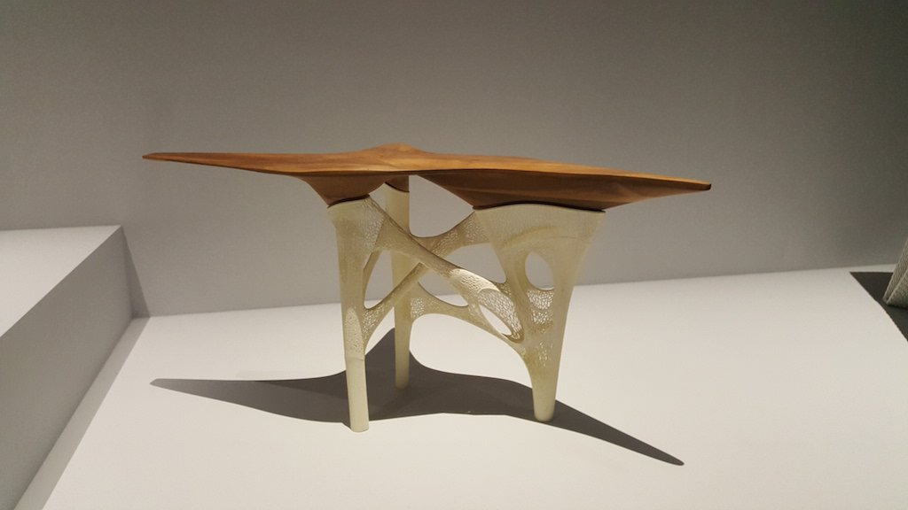 Superbe #création #design -@ALEKSA_studio-#imprimerlemonde-@CentrePompidou L&#39;#impression3D sublime le #mobilier #Art #innovation #3Dprinting <br>http://pic.twitter.com/adN9LGhCXT