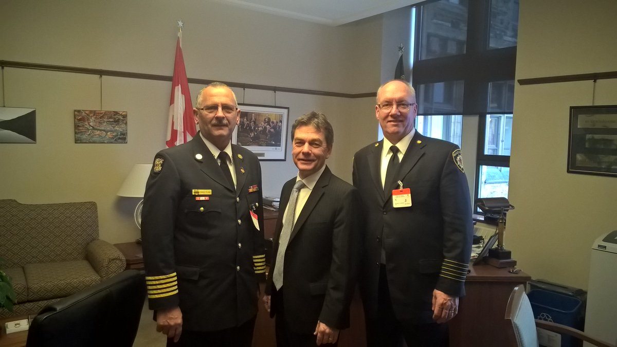 Had a valuable meeting with @DavidAndersonSK #chiefsonthehill https://...