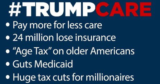 The facts about #Trumpcare: