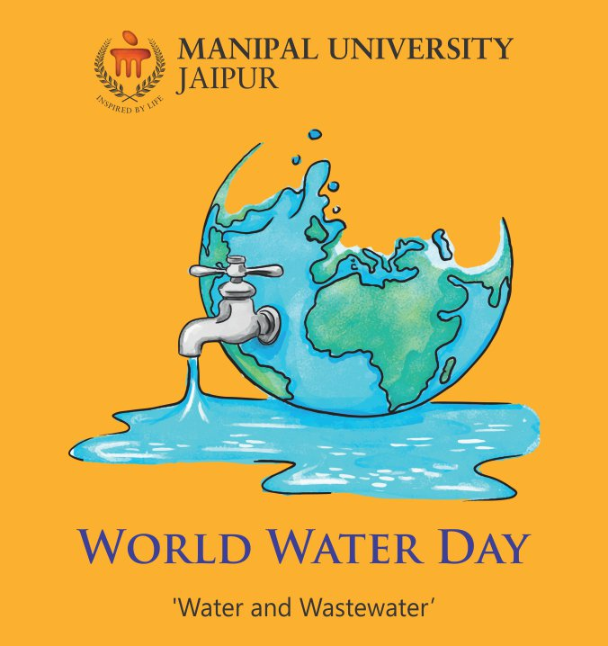 #WorldWaterDay  is about taking action on water issues.Theme-'Why waste water?', is about reducing and reusing wastewater. #muj #wastewater<br>http://pic.twitter.com/g1ahEfV9Uz