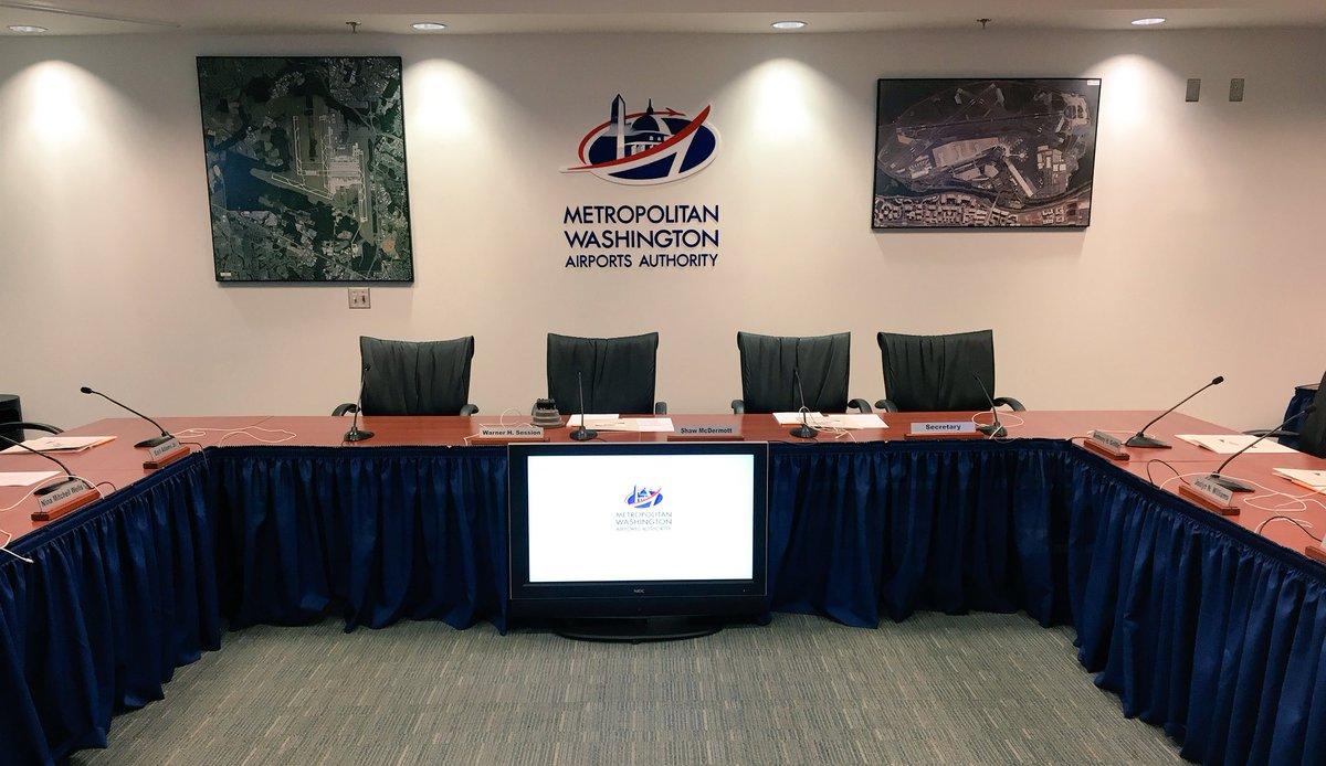 Metropolitan Washington Airports Authority Picture
