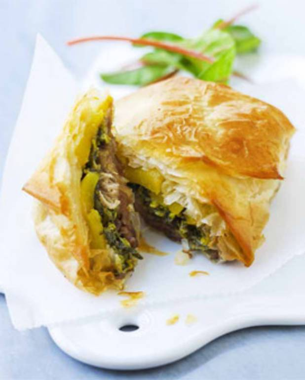 Au menu tous les mercredis chez #francoisfillon , le canard à l'oseille