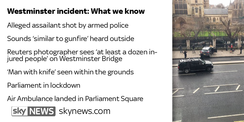 Firearms incident near #Parliament: What we know so far https://t.co/0...