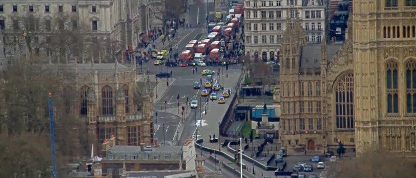 🔴 EN DIRECT. Coups de feu et explosions à Londres près du Parlement......