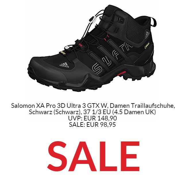 Salomon XA Pro 3D Damen Traillaufschuhe Traillaufschuhe