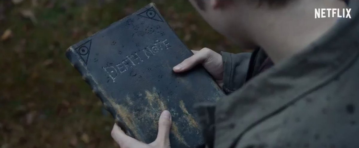 NETFLIX Unveils Release Date For Live Action DEATH NOTE Movie! https:/...