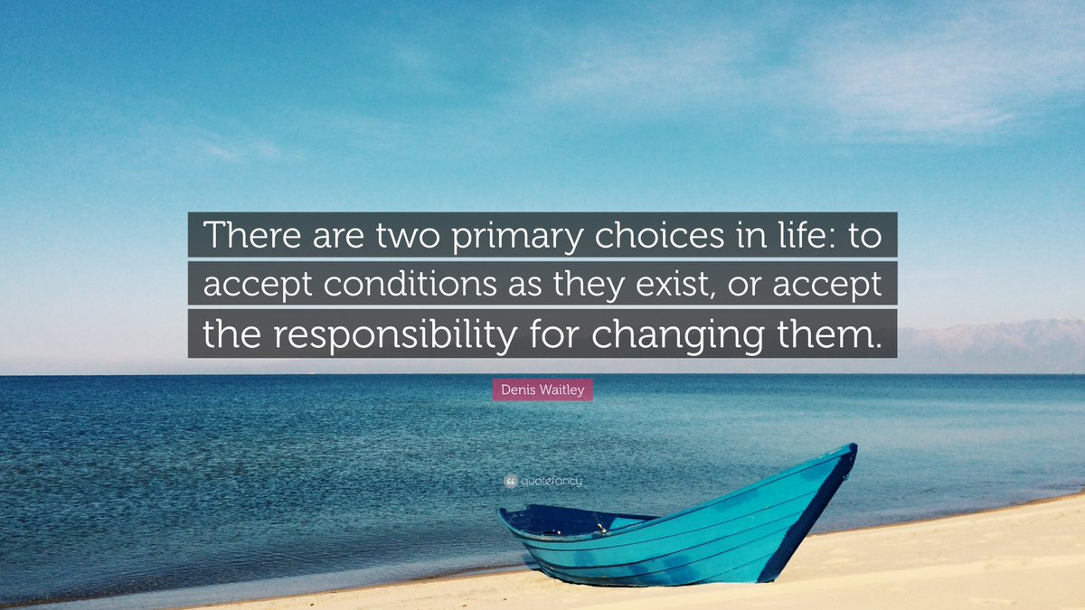 Which choice will you make?  #WednesdayWisdom  #Empowerment #Change #Responsibility #Choice #MentalHealth <br>http://pic.twitter.com/qBxTHCXcHG