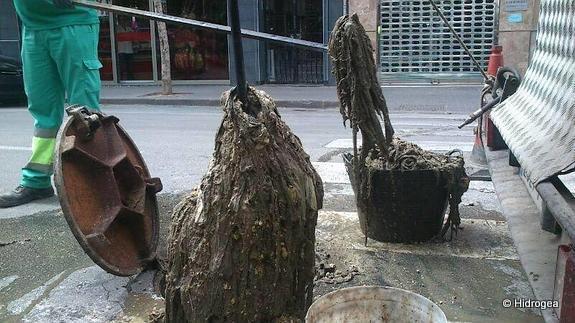 Guardia civil on twitter tirar toallitas h medas al wc - Maceteros de cemento ...