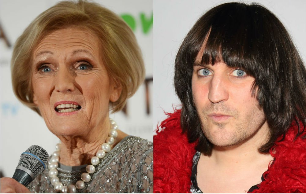 Mary Berry says she doesn't know who Noel Fielding is https://t.co/Kix...
