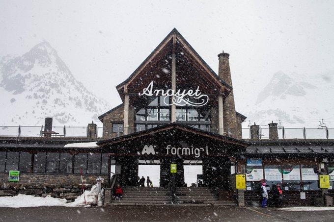 ¡Empieza a nevar en todas las cotas! #Nieve #Primavera