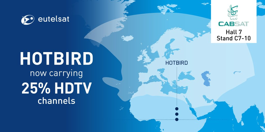 Eutelsat on Twitter:
