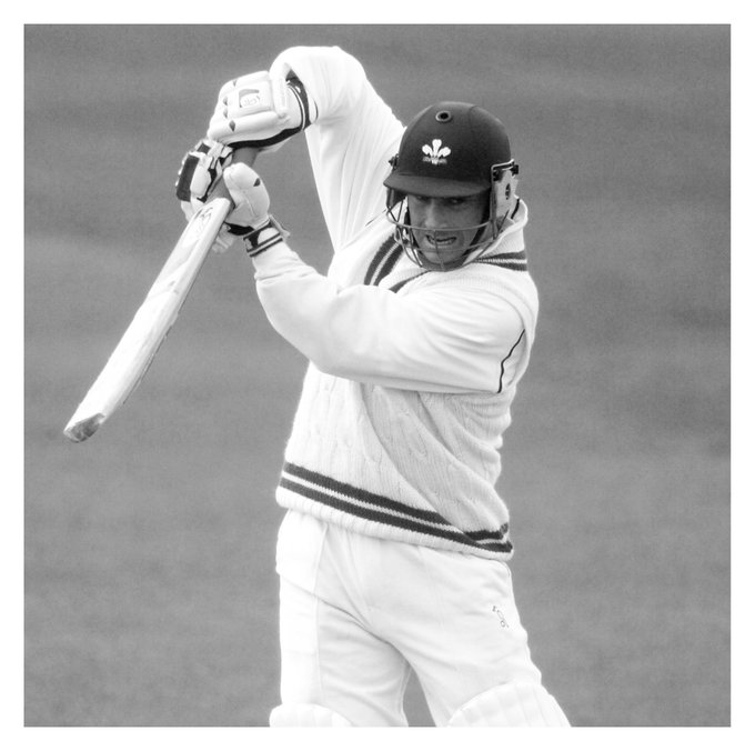 What a cricketer this guy was! Happy 48th Birthday Graham Thorpe.