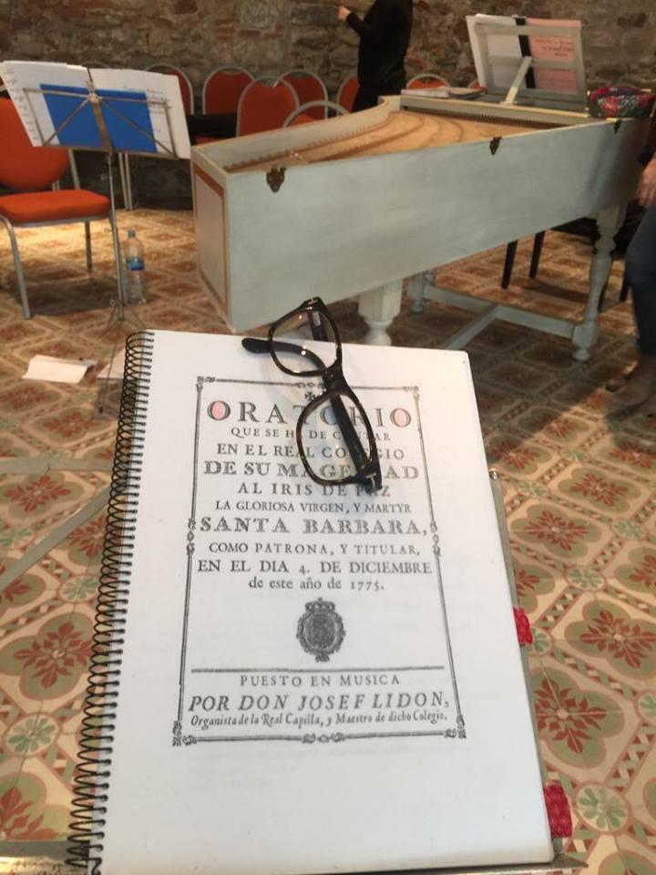 Tesoros musicales ¡al descubierto! con @academia1750  23/03 @FemasSevilla  24/03 #Madrid #soldout 25/03 #Burgos  26/03 #Oviedo #ganas <br>http://pic.twitter.com/5roIACo8xA
