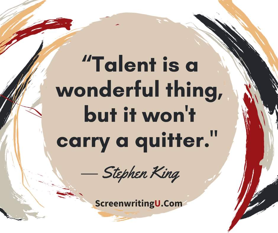 Stephen King knows what&#39;s what ... #amwriting #writerslife #WednesdayMotivation <br>http://pic.twitter.com/8wXSc04ZgR