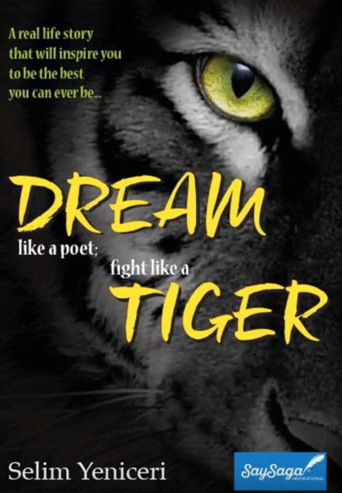 DREAM TIGER #NewBook by @SelimYeniceri  Should I pick up my #guitar  ONE MORE TIME?&quot; #musicians #Authors #artists #life #success  #NewMusic<br>http://pic.twitter.com/qDWTZ34H1s