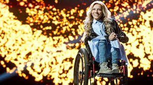 URGENT: Kiev bans Russia's Eurovision wheelchair-user nominee from ent...