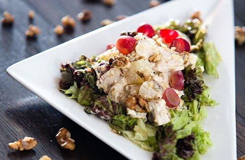 Рецепты блюд с указанием калорийности