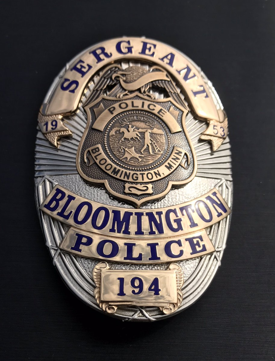 bloomington police on twitter