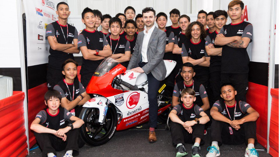 Idemitsu Asia Talent Cup riders attend integrity workshop  📰 https://t.co/32IxyVCqcu https://t.co/sVGKSxU8W7