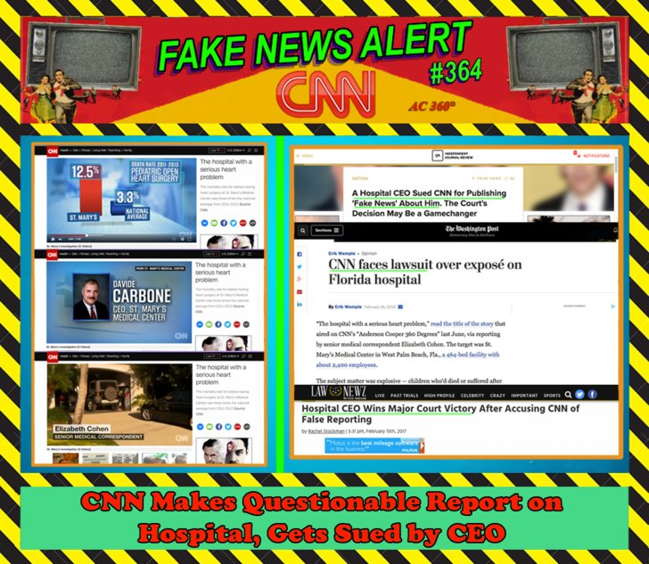 Does this surprise anyone anymore? CNN has lied to the American people for years. #CNNisFakeNews  Let us know —&gt;  http:// bit.ly/2n72nSf  &nbsp;  <br>http://pic.twitter.com/kfl4iyFuO7