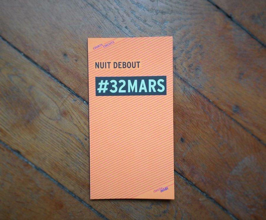 #FF un peu égotique @le32mars le compte du livre que j&#39;ai co-écrit et qui sort le 30 mars #nuitdebout #32mars<br>http://pic.twitter.com/TzEcCp38iZ