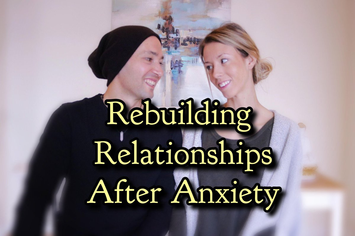 (New Video) Rebuilding Relationships After Anxiety - 5 Steps To Success.  https:// goo.gl/iVmqAX  &nbsp;    #MentalHealth #WednesdayWisdom #Anxiety<br>http://pic.twitter.com/z0aBShdS0l