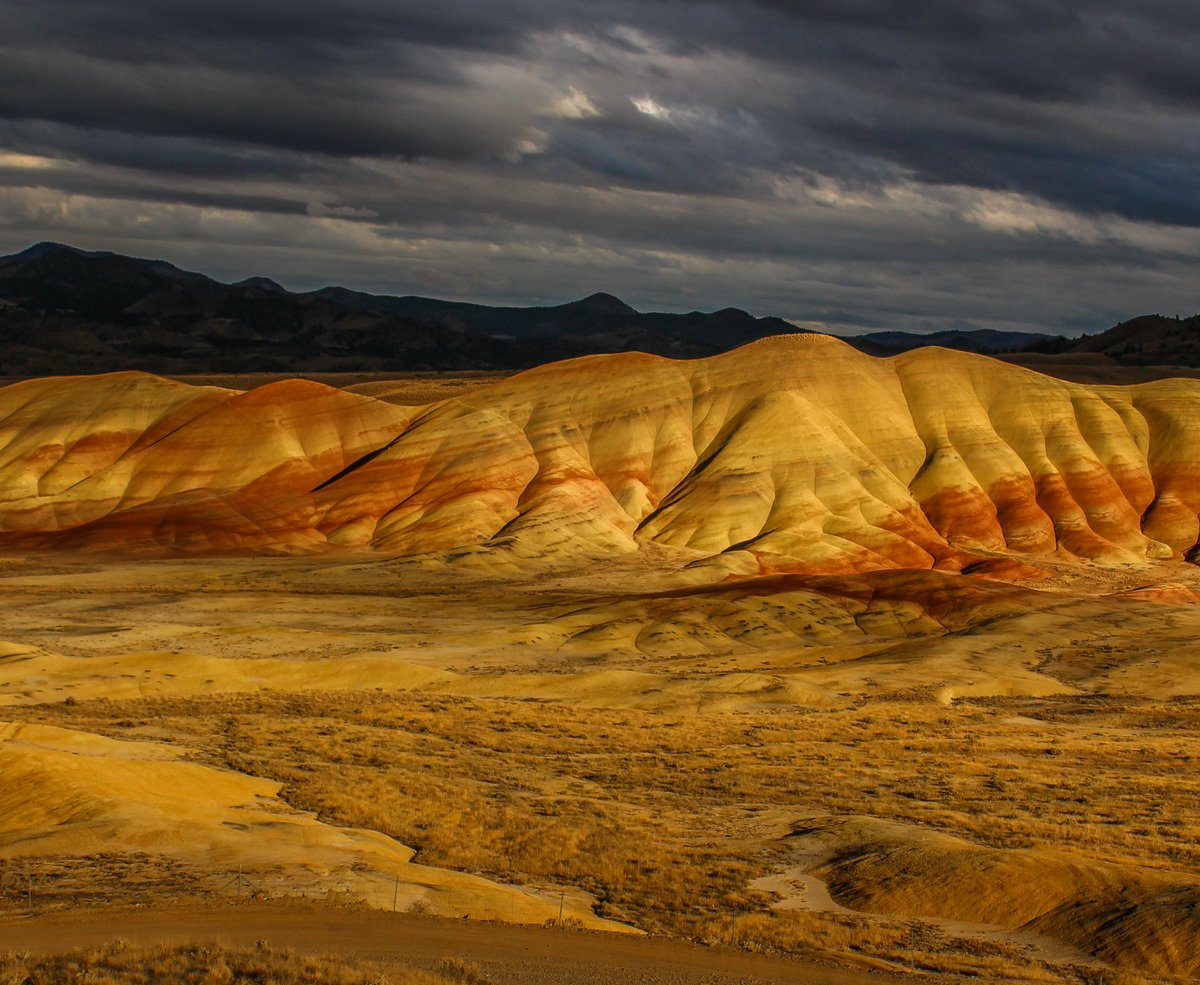 The fossils & formations @JDFossilBedsNPS will amaze you. Pic by L...