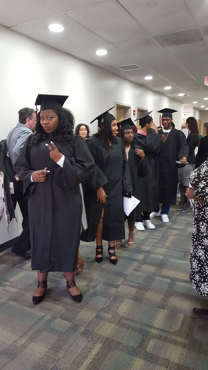Students preparing for our March graduation #successtastessweet #graduation #firstgraduatesof2017 #bigpicture