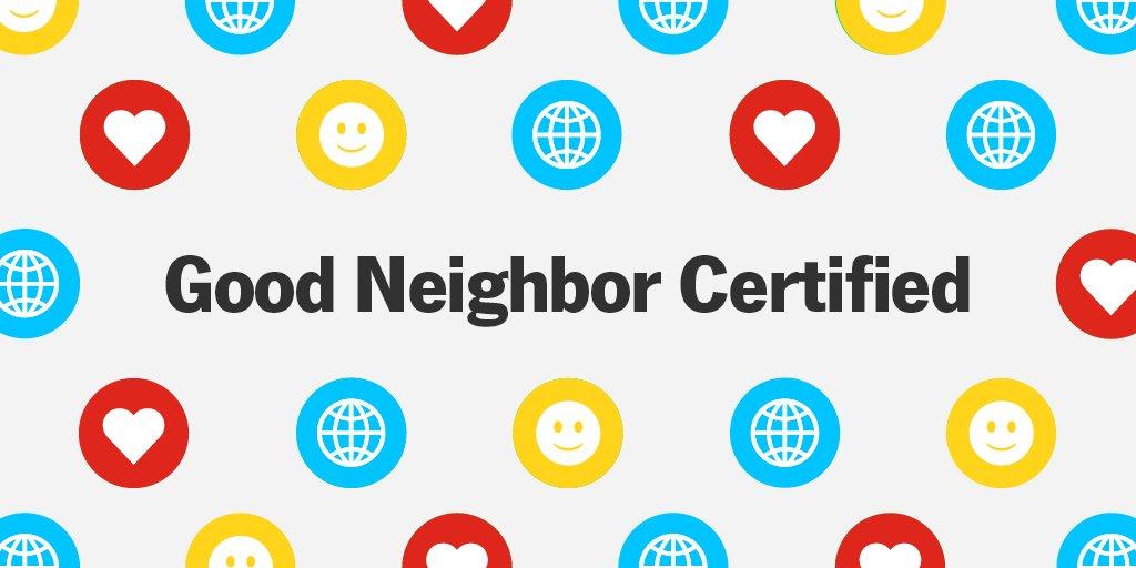 good neighbor definition